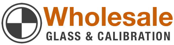 Wholesale Glass and Calibration